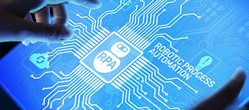 Robotic Process Automation Services (RPA)